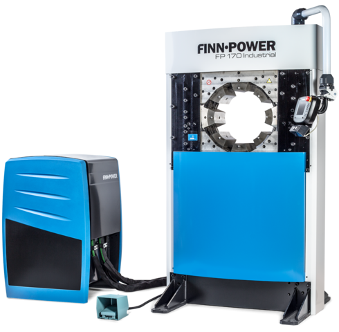 FP170iUC – Excellence in heavy duty: powerful and fast