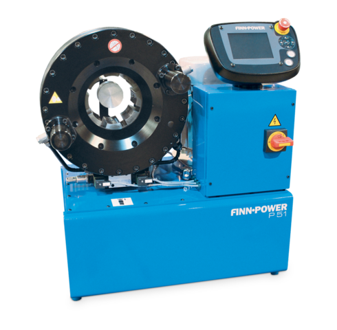 P51 – Powerful for hydraulic hoses